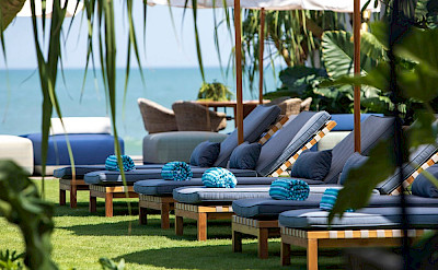 Noku Beach House The Sun Loungers