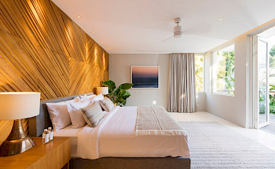 Noku Beach House Spacious Bedroom