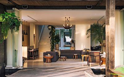 Noku Beach House Modern Living Area