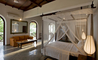 Master Bedroom And View