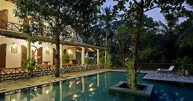 Sri Lanka villa rentals