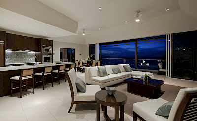 New Penthouse Living Room