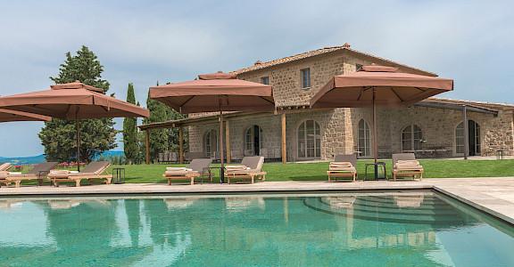 Villa Oscar Infinity Pool Xl