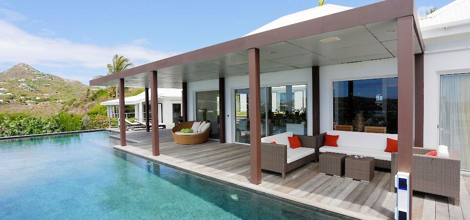 Vacation Rental St Barthelemy WV A Villa St Barts Villa Apol Desktop