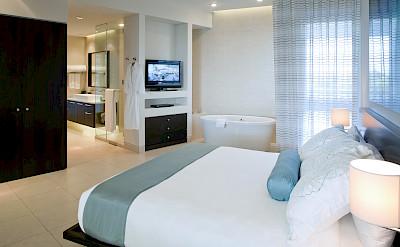 New One Bedroom Suite Bedroom