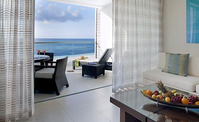 New One Bedroom Suite Terrace