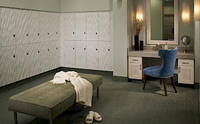Ospx Spa Locker Room Hires