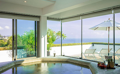 View From Spa Room