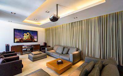 Cinema Room Layout
