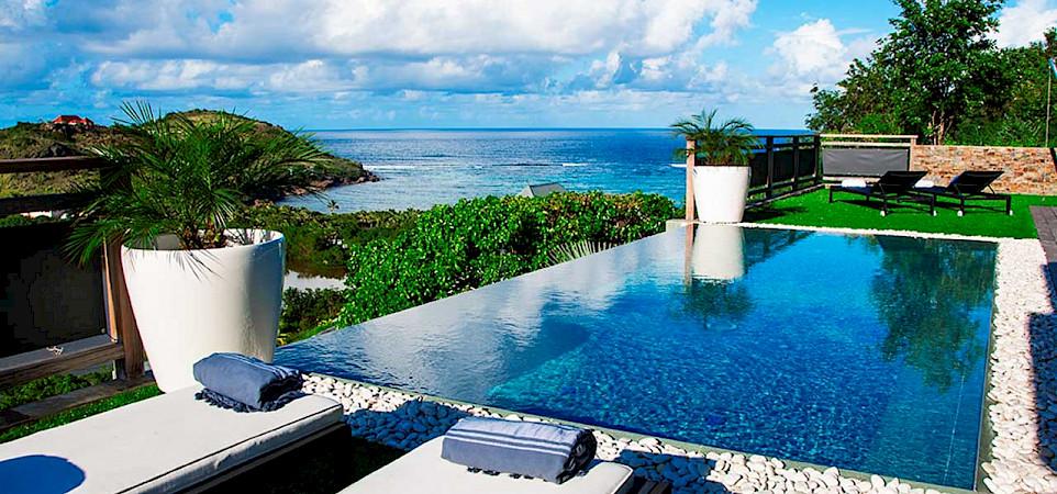 Vacation Rental St Barthelemy WV OPS Villa St Barts Villa Opsviw Desktop