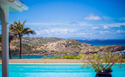 Vacation Rental St Barthelemy WV Villa St Barts Villa Viw Desktop