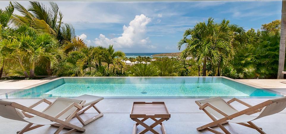 Vacation Rental St Barthelemy WV CBA Villa St Barts Villa Cbapol Desktop