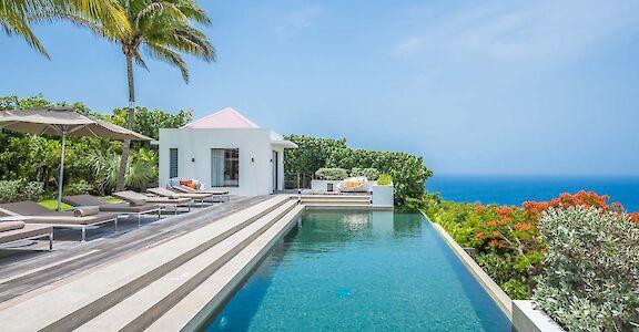 Vacation Rental St Barthelemy WV GEM Villa St Barts Villa GEMpol Desktop