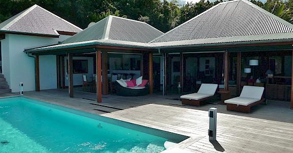Vacation Rental St Barthelemy WV KYR Villa St Barts Villa Kyrdek Desktop