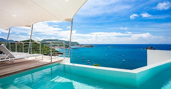 Vacation Rental St Barthelemy WV PAG Villa St Barts Villa Pagpol Desktop