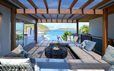 Eden Rock Villa Rental Outsideliving 2