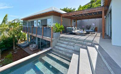 Eden Rock Villa Rental Pool 2