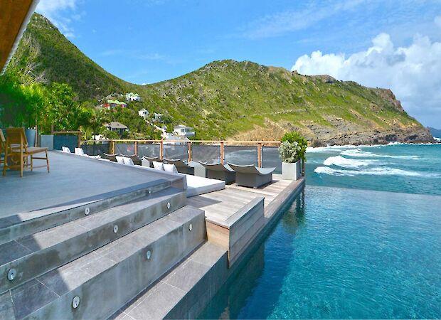 Eden Rock Villa Rental Pool