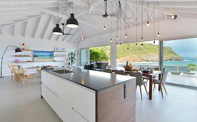 Eden Rock Villa Rental Kitchen