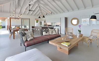 Eden Rock Villa Rental Livingroom 2