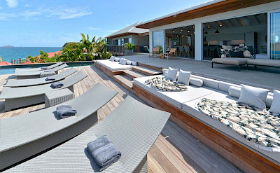 Eden Rock Villa Rental Terrace 3