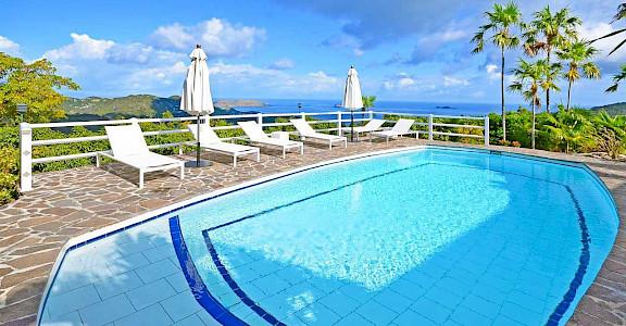 Vacation Rental St Barthelemy WV PTP Villa St Barts Villa Ptppol Desktop
