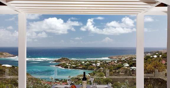 Vacation Rental St Barthelemy WV CLI Villa St Barts Villa Clidin Desktop