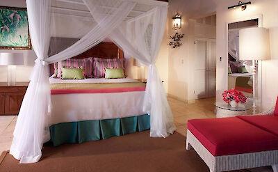 Jumby Bay Antigua Hummingbird Bedroom 2