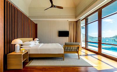 Park Hyatt St Kitts Presidential Villa Ocean View