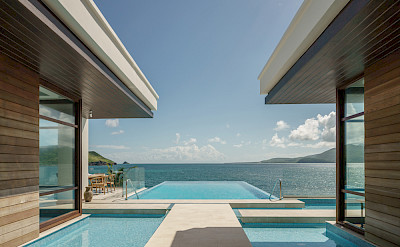 Park Hyatt St Kitts Presidential Villa Pool One