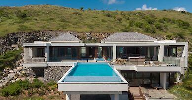 St. Kitts villa rentals