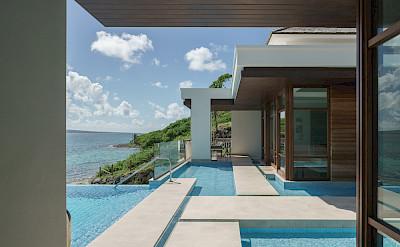 Park Hyatt St Kitts Presidential Villa Pool Two