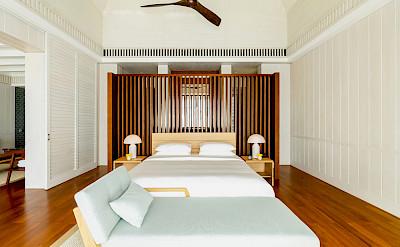 Park Hyatt St Kitts Presidential Villa Bedroom With Chair