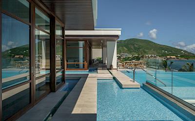 Park Hyatt St Kitts Presidential Villa Pool T Ee