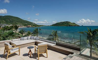 Park Hyatt St Kitts Presidential Villa Lounge