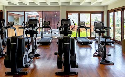 Park Hyatt St Kitts Fitness Center A