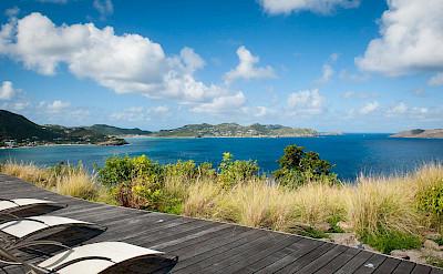 Vacation Rental St Barthelemy WV PYR Villa St Barts Villa Pyrviw Desktop