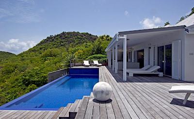 Vacation Rental St Barthelemy WV RIV Villa St Barts Villa Rivdek Desktop