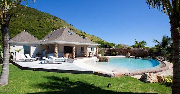 Vacation Rental St Barthelemy WV GFR Villa Roche Dans L% Eau St Barts Villa Gfrext Desktop