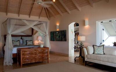 Jumby Bay Island Private Residences Sandpiper Beach House Bedroom 8