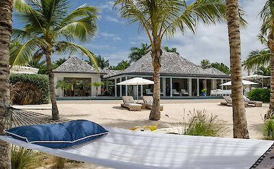 Jumby Bay Island Private Residences Sandpiper Beach House Beach