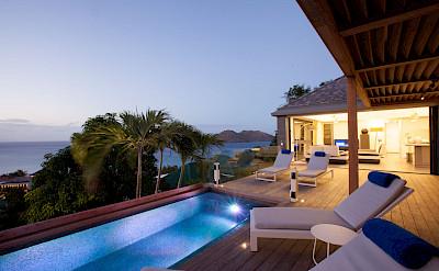Vacation Rental St Barthelemy WV SAN Villa St Barts Villa Sanpol Desktop