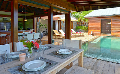 Vacation Rental St Barthelemy WV MJP Villa St Barts Villa Mjpdin Desktop