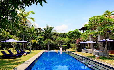 Sayang D Amour Pool Perfection