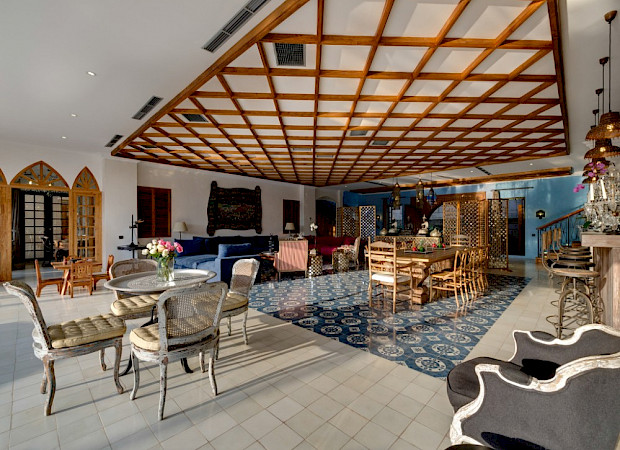 Sayang Damour Morrocan Inspired Luxury Living