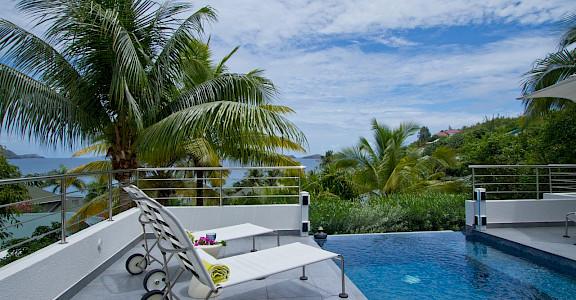 Vacation Rental St Barthelemy WV JMS Villa St Barts Villa Jmspol Desktop