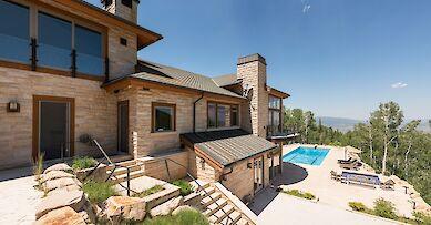 Ski Trip Villas + Chalets villa rentals