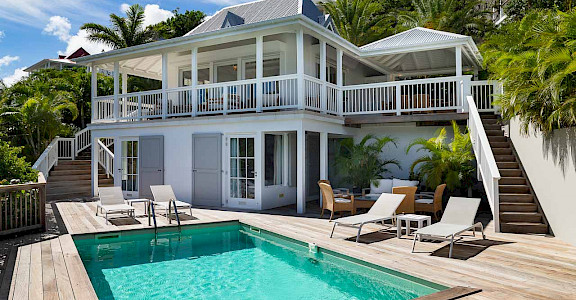 Vacation Rental St Barthelemy WV ART Villa St Barts Villa ARTpol Desktop