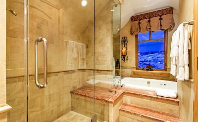 Colorado Lodge Master Bath