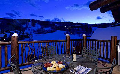 Colorado Lodge View